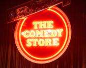 Comedy Store Sign