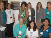 California OCNA members at